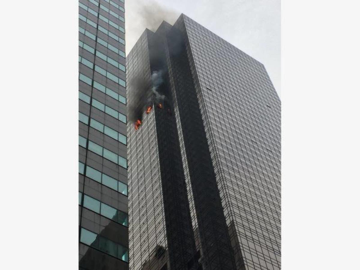 Trump Tower Fire Apartment Had No Smoke Detector Reports Say