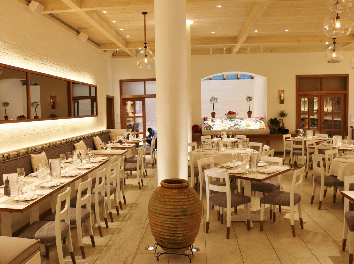 Greek Restaurant Opens Flatiron Location Gramercy Ny Patch
