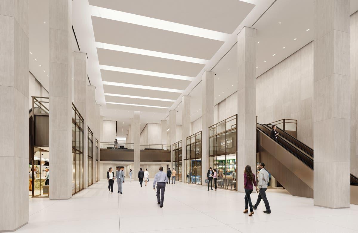 Newly Renovated And Re Imagined Central >> Metlife Building Revamp To Restore Original Grandeur Developer