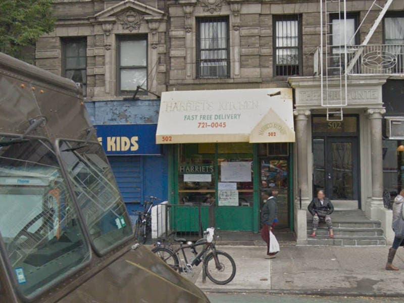 Harriet S Kitchen Uws