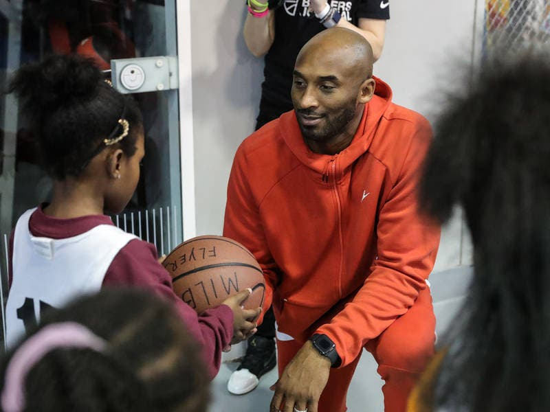 PHOTOS: Kobe Bryant Hosts Harlem Youth Basketball Clinic