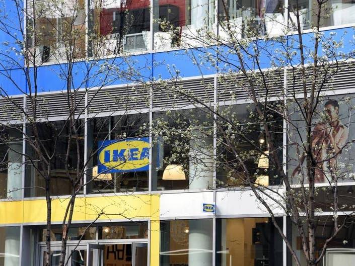 Photos Check Out Manhattans First Ikea Store Midtown Manhattan