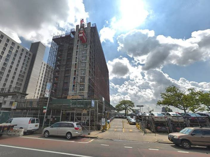 Lottery Opens For 144 East Harlem Apartments
