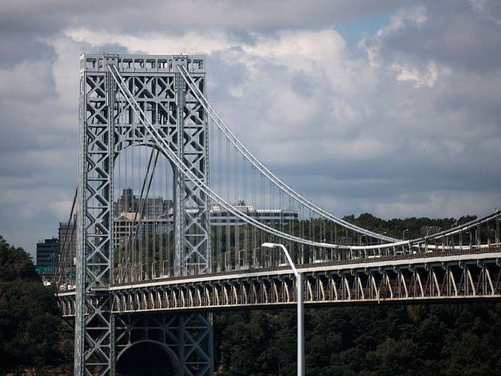 Couple Arrested Driving Weapons Cache Across GWB, Police Say