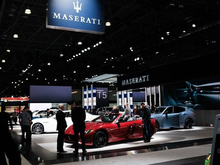 Nyc International Auto Show 2019 Events Directions Tickets