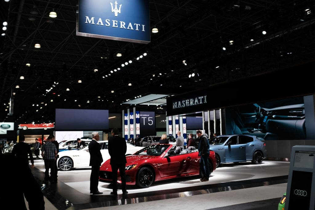 Javits Center Calendar.Nyc International Auto Show 2019 Events Directions Tickets