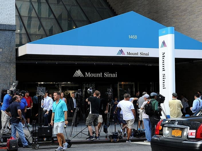 Mt Sinai Medical School Sued For Sex, Age Discrimination