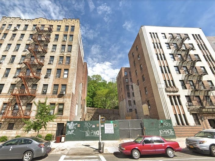 Plans Filed For 7-Story Building On Vacant Inwood Lot
