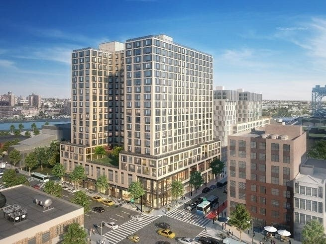 Two-Story Supermarket Coming To E Harlem Development, Reports Say