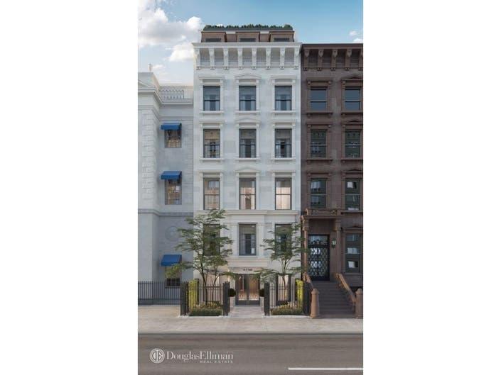 Gloria Vanderbilts Childhood UES Home Listed For $50M