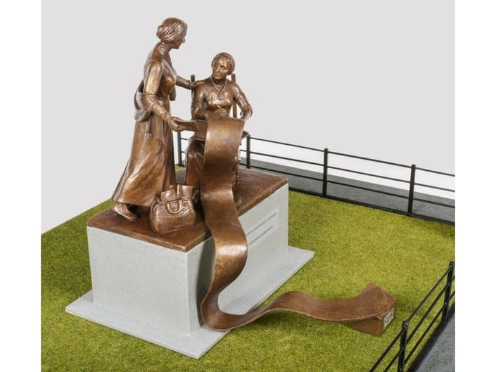 Central Park Womens Suffrage Monument Gets Redesign