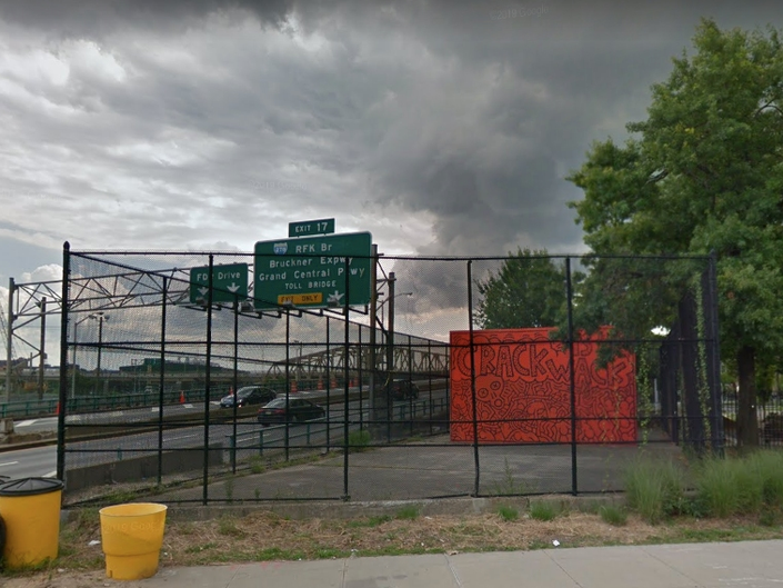 East Harlems Crack Is Wack Mural Is Being Restored: Reports