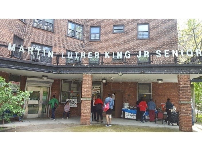 Feds To Fund Security Fixes At Harlems King Towers