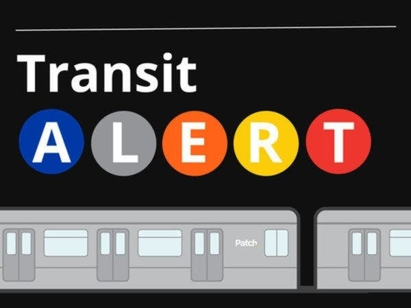 NYC Weekend Subway Service Changes August 24-25