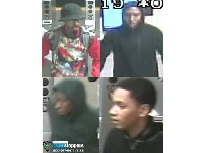 Police Release Photos Of UWS Subway Stabbing Suspects