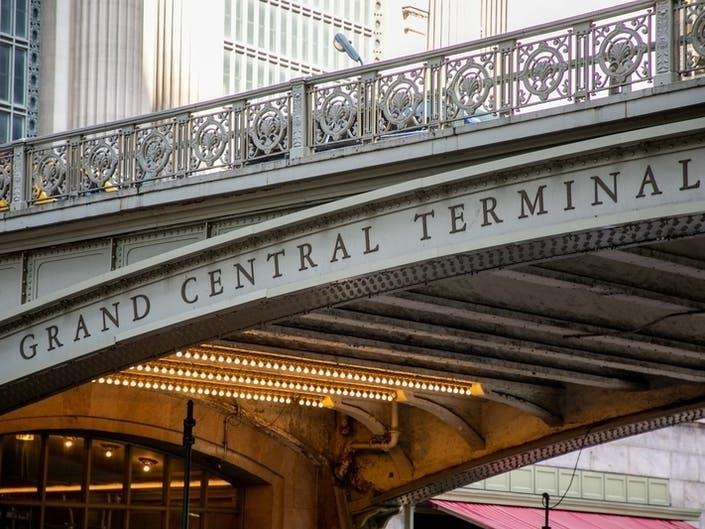 MTA Begins Elevator, Escalator Work At Grand Central