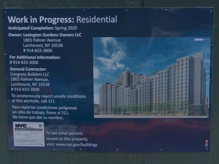 Lottery Opens For 399 Below-Market E Harlem Apartments