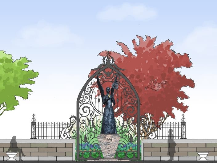 City Chooses Beyond Sims Statue Design Amid Community Outcry