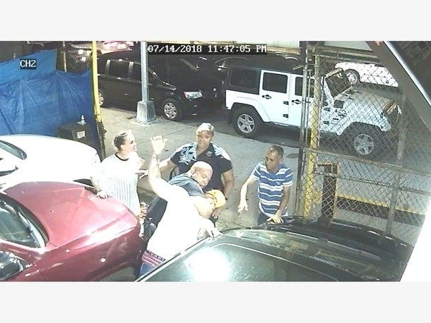 Man Put In Chokehold During Inwood Arrest Sues City