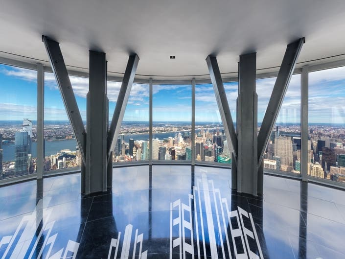 PHOTOS: Empire State Building Debuts New Observatory