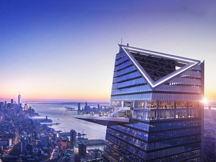 Hudson Yards Observation Deck To Debut In March, Developers Say