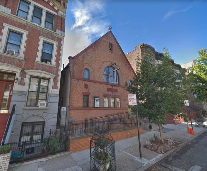 Harlem Church To Be Redeveloped Into Apartments