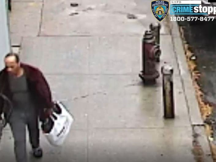 Robber Pushes Elderly Man Down Stairs In Harlem, Police Say