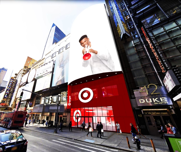Target To Open New Store In Times Square