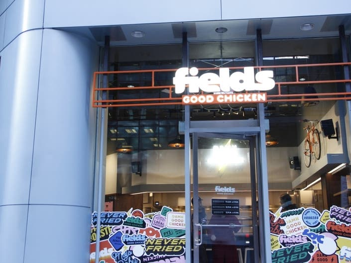 Chicken Chain Opens Fifth NYC Location In Midtown