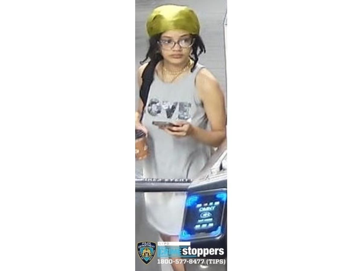Woman In 'Love' Shirt Attacks Subway Rider In Midtown, Police Say