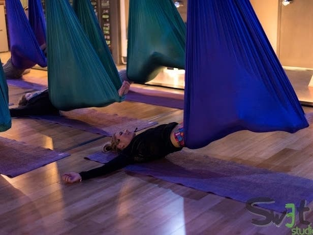 Rise and Shine Boston: Its Time to Stretch at Swet Studio