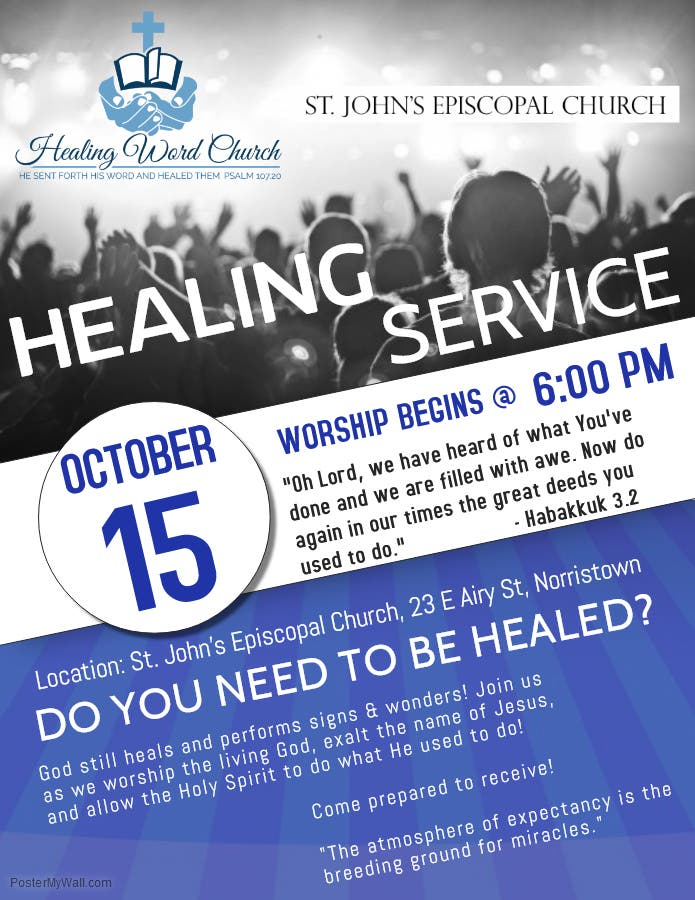 Healing Service | Norristown, PA Patch