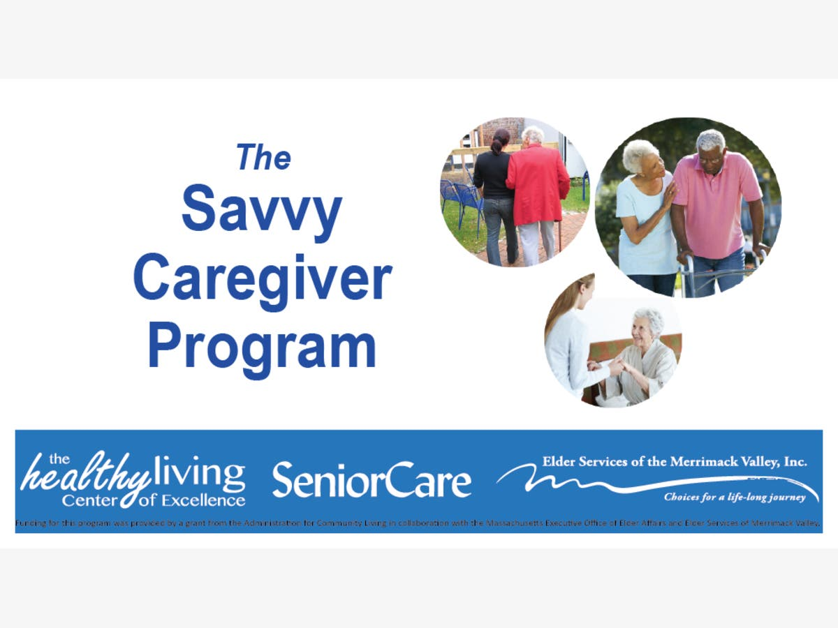 The Savvy Caregiver Program | Beverly, MA Patch