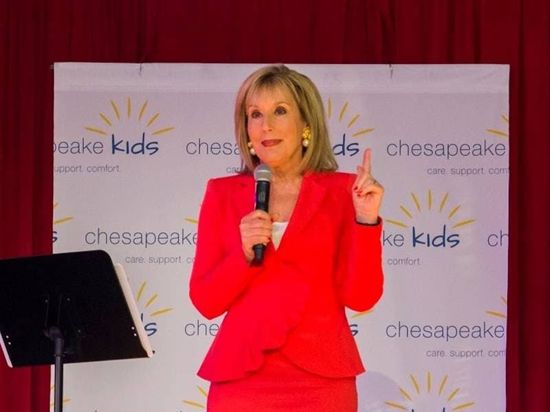 Porsche Of Annapolis >> WJZ-TV's Denise Koch returns as emcee for Fashion for a Cause   Anne Arundel, MD Patch