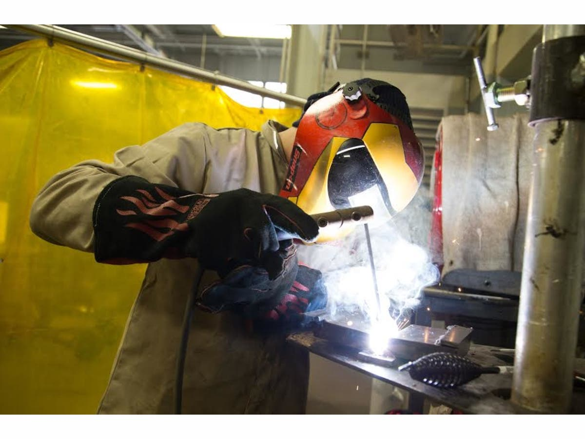 Free Welding Training At Brookdale Community College