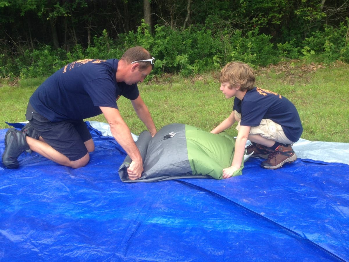 Tinton Falls Cub Scouts Kicked Out Of State Park Due to NJ