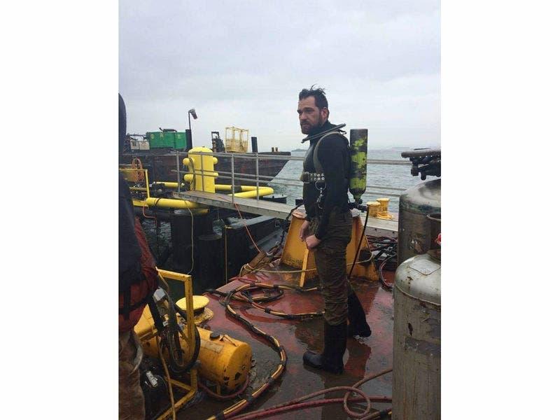 Matawan Man Works As Underwater Welder Thanks To Brookdales Free
