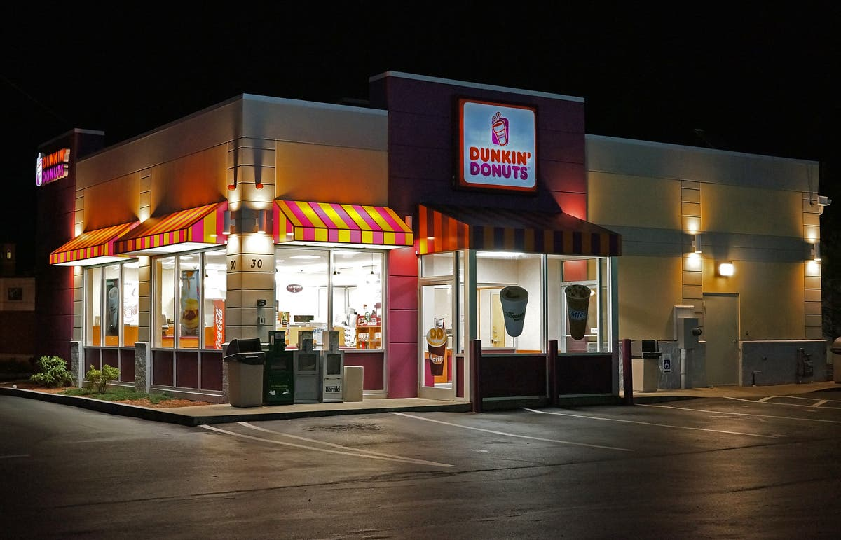 Middlesex Boro Dunkin Donuts Robbed At Gunpoint In