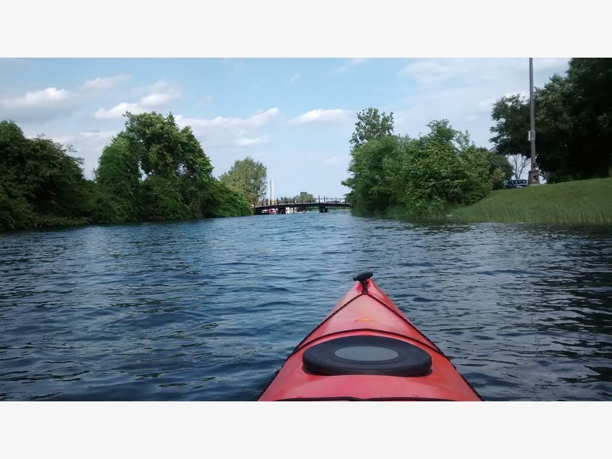 Summer 2018 Kayaking Tours From NY/NJ Baykeeper | Matawan, NJ Patch