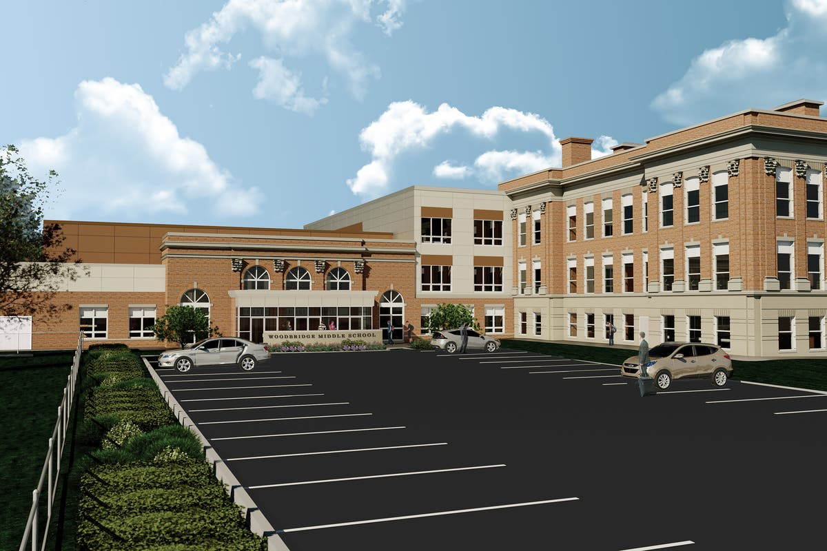 2 Major Renovation Projects At Woodbridge Middle/Ross St