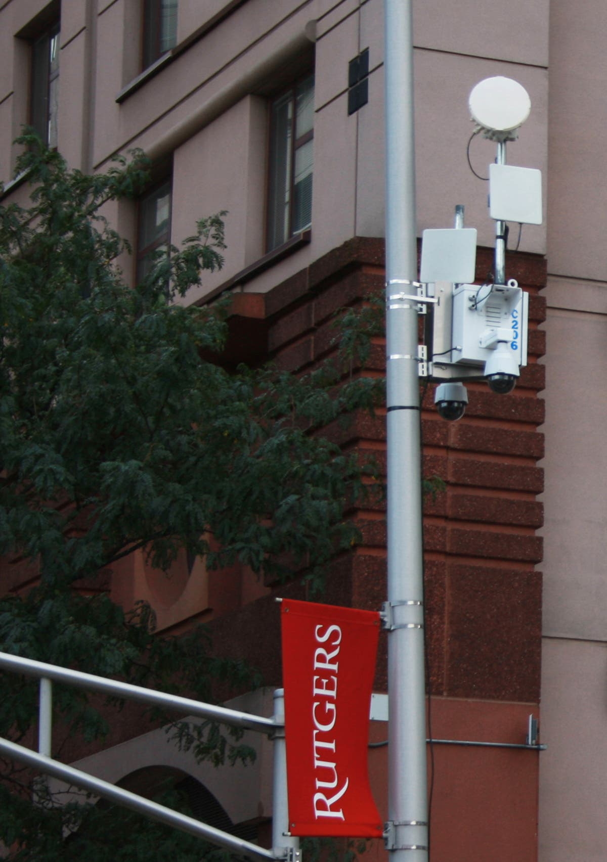 Security Cameras Added To Downtown New Brunswick | New