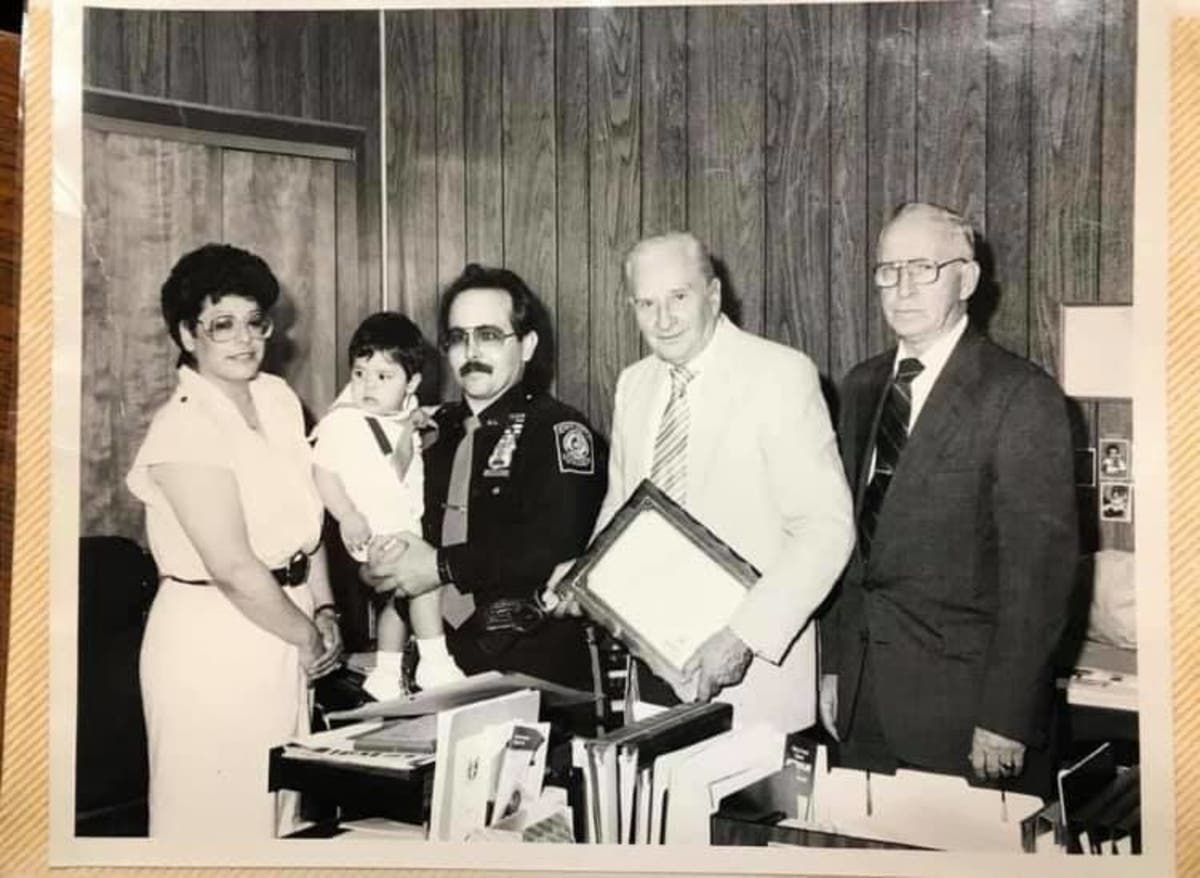 Man Becomes Perth Amboy Officer After His Life Is Saved By A Cop Woodbridge Nj Patch
