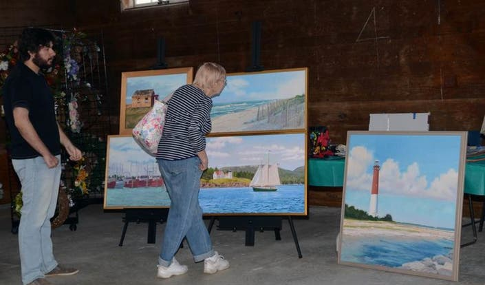 Submit Work Now For Monmouth County Spring Art Show