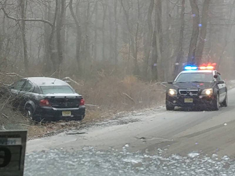 Multiple accidents so far on rt 1 garden state parkway - Accident on garden state parkway north today ...