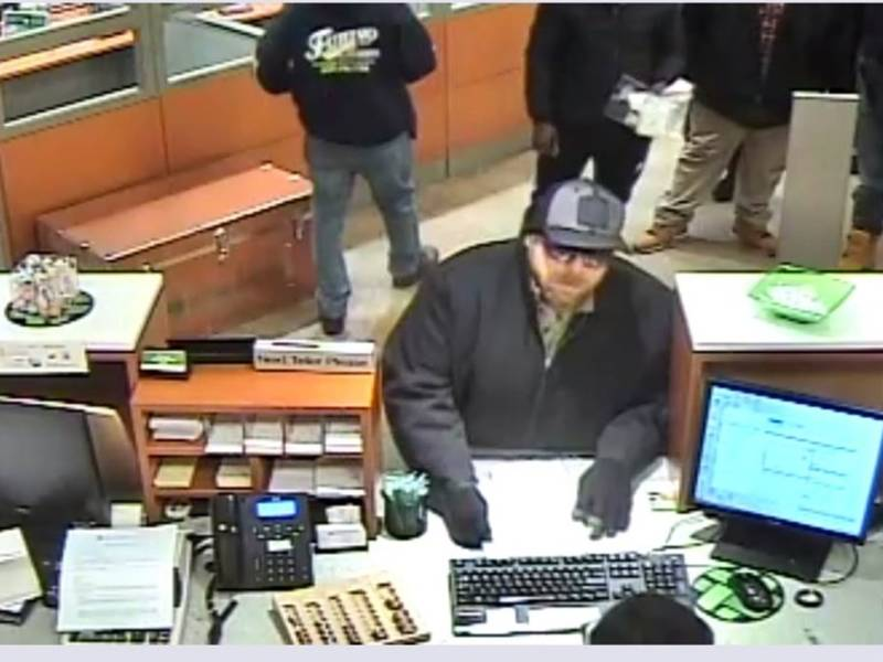 Piscataway Bank Robbery Suspect Sought