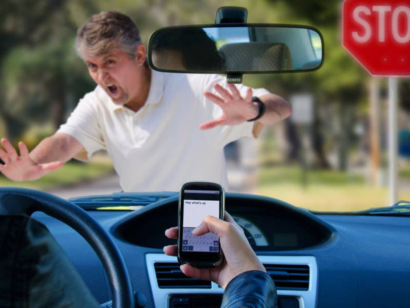 Manalapan Police Launch Distracted Driving Campaign In April