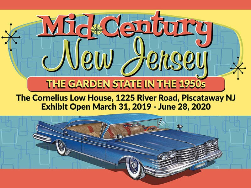 Travel Back To The 1950s: New Middlesex County Exhibit