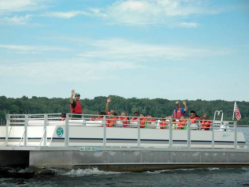 Tour The Manasquan Reservoir By Boat This Spring Marlboro