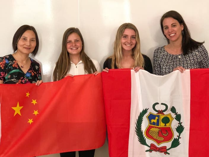 Rumson Student Wins U.S. State Dept. Scholarship To Visit China