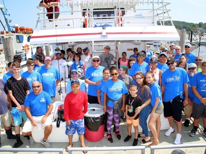 Kids Treated To Raritan Bay Fishing Trip By Immediate Care
